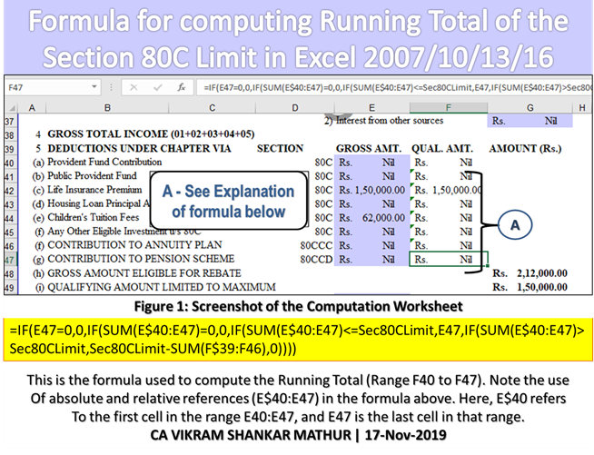 Fig-1-Running-Total-Formula-In-Computation-Of-Total-Deductions